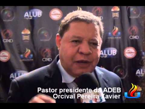 Pastor Orcival Xavier - UMADEB 2014