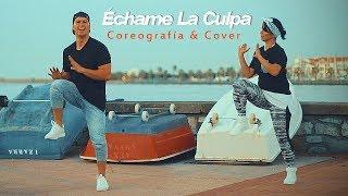Download Lagu Échame La Culpa - Luis Fonsi, Demi Lovato ( ZUMBA ) Gratis STAFABAND
