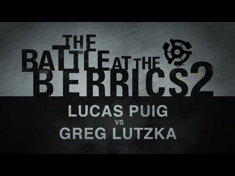 Lucas Puig Vs Greg Lutzka: BATB2 - Round 1