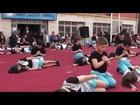 Yenigun.Tv Salih İşgören İlk Öğretim Okul 23.Nisan.2013 Gösterisi