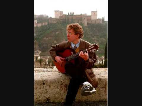 Paganini Caprice 1, Eliot Fisk Guitar