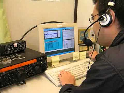 Ham Radio CQWW DX Contest SSB in 2010 JA1YPA