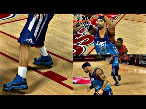 NBA 2K13 MyCAREER: The All Star Game | Erik Spoelstra is a NOOB ft Marc Alexander (YMDtv)