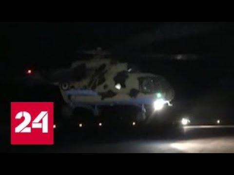 Сирийские военные громят боевиков при помощи вертолетов РФ