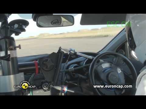 Euro NCAP | Honda Civic | 2012 | Электронный контроль устойчивости