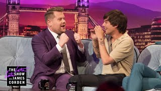 Louis Tomlinson Brings Back the Cat - #LateLateLondon