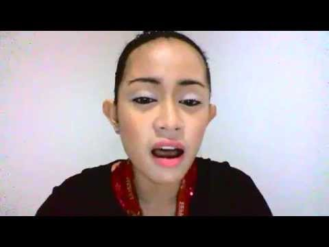 Help Me Get Over You By Jonalyn Viray (cover By Kristine Caballero) video