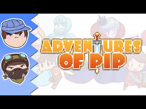 Adventures Of Pip - Steam Train video