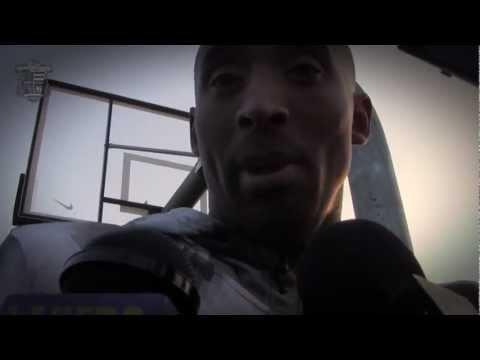 Kobe Bryant Debuts His Nike Kobe VIII System Shoe