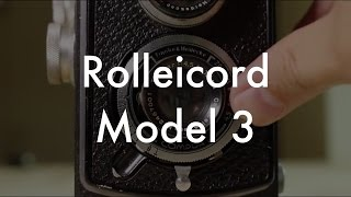 TLRs: Rolleicord Model 3 or IIb