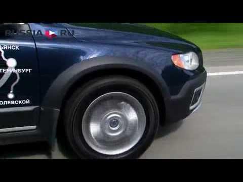 Тест Volvo XC70