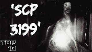 Top 10 Scariest SCP Creatures
