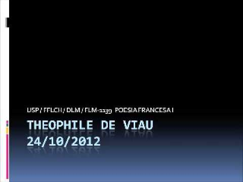 THÉOPHILE DE VIAU 24OUT2012