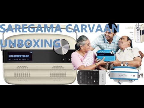 SAREGAMA CARVAAN UNBOXING | DETAILS | WORKING | DEMO OF SAREGAMA CARVAAN