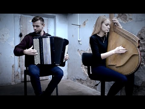 [Ukrainian musicants, bandura and accordion] Video