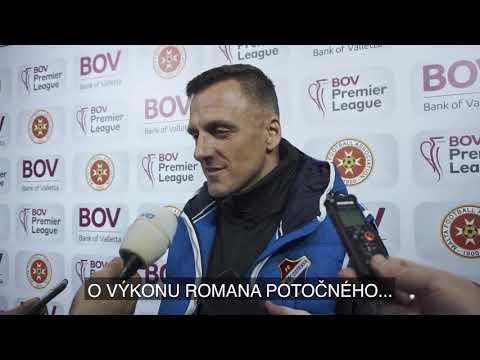 OHLASY / Luboš Kozel po výhře nad Birkirkarou (3:1)