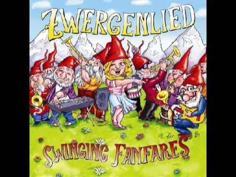 Zwergenlied - Oben auf dem Berg Swinging Fanfares