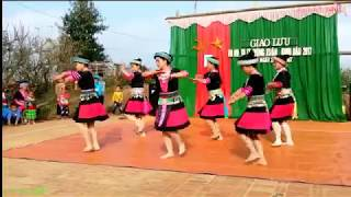 Hmong video mai son Dance New song music