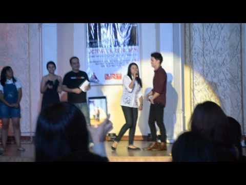 James Reid In Zamboanga City video