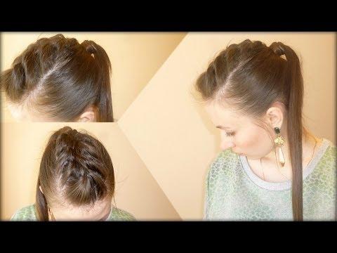 Прически на длинные волосы чтобы не мешали