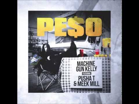 MGK - Peso Ft Meek Mill & Pusha T (Official)