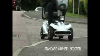 Quingo 5 Wheel Electric Mobility Scooters Free Demos Waikato BOP Thames Coromandel