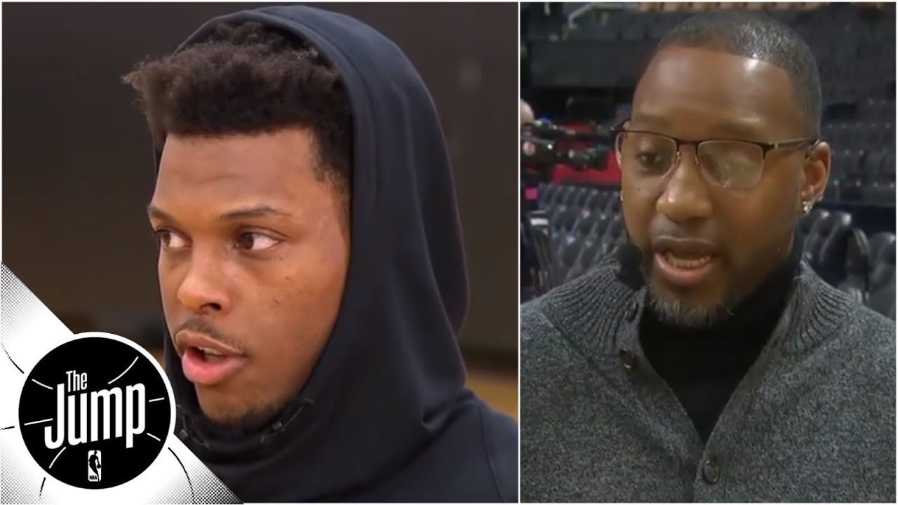 Tracy McGrady on Kyle Lowry's comments: 'He's just being honest'   The Jump