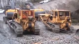 Heavy Equipment Accidents Caught on tape   Heavy equipment disasters   Excavator fail, skills