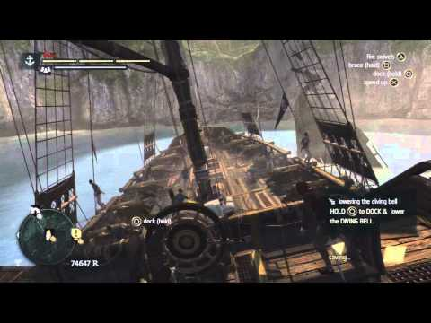 How to Get Elite Fire Barrels - Assassin's Creed 4
