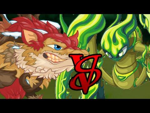 Miscrits Showdown #36: Elite Alpha vs. Elite Crickin