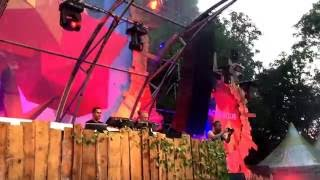 Pure NRG  at Electronic Family Amsterdam 2016 (Grotesque Stage)