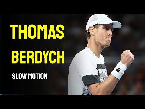 Berdych Slow Motion Compliation