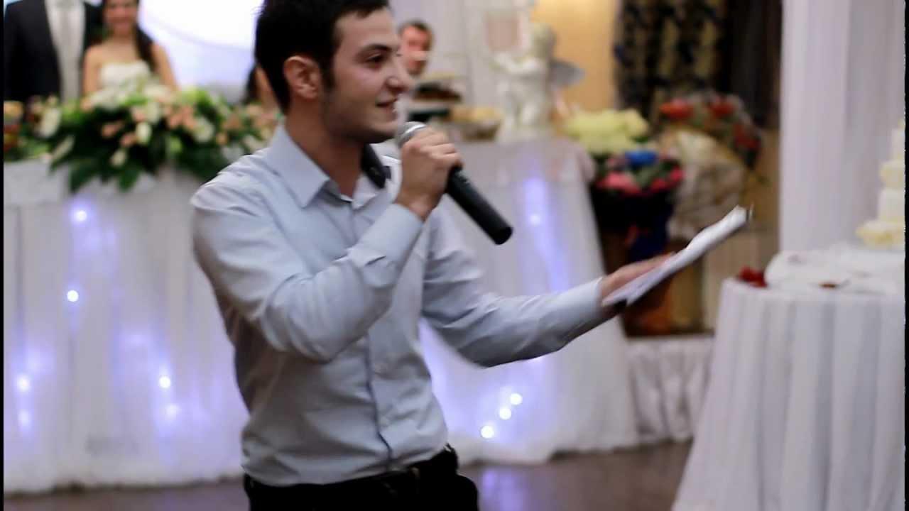 Поздравление в стиле реп на свадьбу