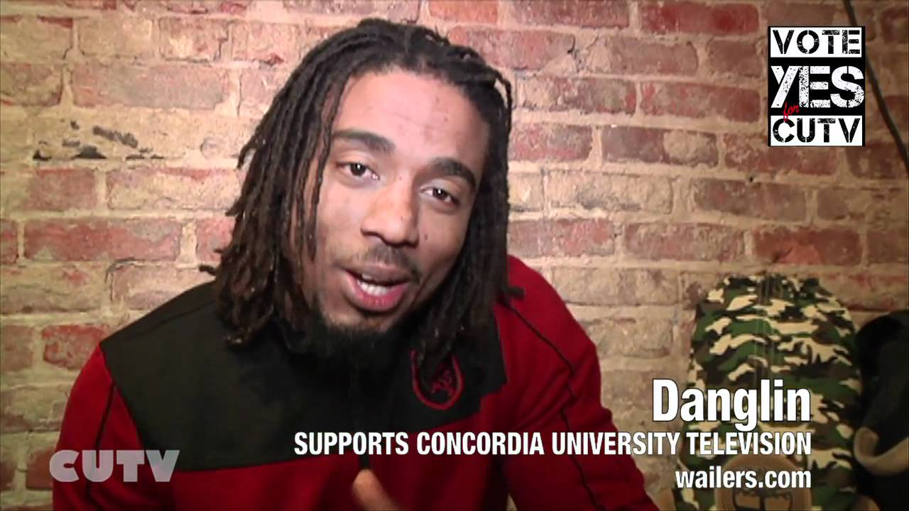 Danglin from Wailers Supports CUTV - VOTE YES -