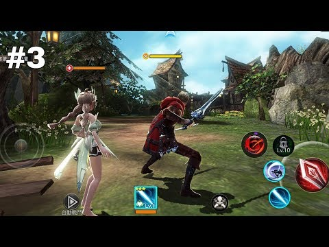 Top 11 Best ACTION RPG Android/iOS Games 2018 #3