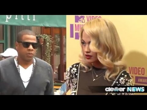 Jay-Z Cheating on Beyonce with Rita Ora?!