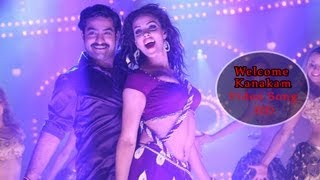 Welcome Kanakam video Song HD - Baadshah Movie Video songs - NTR, Kajal Aggarwal