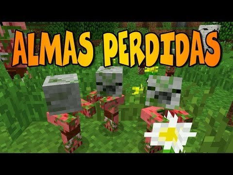 ALMAS PERDIDAS   THROWABLE STUFF MOD  Minecraft Mod Review
