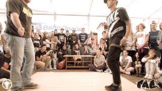 | Awesome Battle | 31.08.13 | Hip-Hop Pro | Big Man vs Rash |
