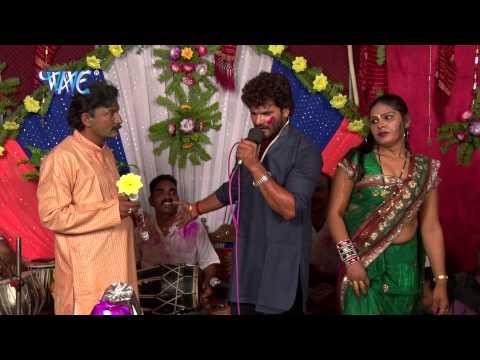 Jija E Kawan होली खेलवनी - Holi Me Ke Kholi | Khesari Lal Yadav | Bhojpuri Hot Songs 2015 Hd video