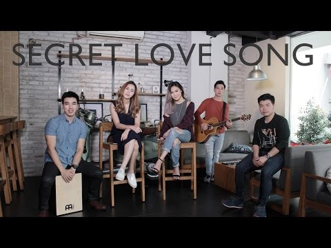 Little Mix - Secret Love Song (eclat cover with Vinna Gracia)