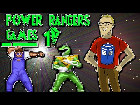 Power Rangers Games (Game Boy. SNES. N64. Genesis and Sega CD) - Cygnus Destroyer's Retro Reviews