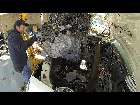 2009-2015 Honda Pilot engine replacement