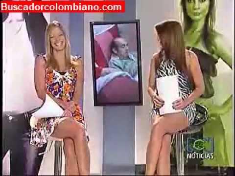 Descuidos De Los Presentadores Del Canal RCN