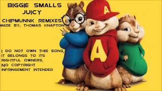 Alvin and the chipmunks - Biggie Smalls Juicy