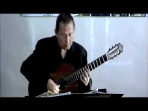 Robert Wetzel - 2-27-11 - Fernando Sor - Andante Largo (Balcony view)