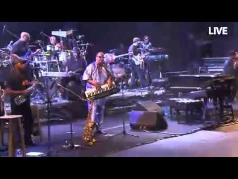 Stevie Wonder Live Performance at Rock in Rio 2011 Part 1 klip izle