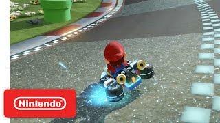Mario Kart 8 Deluxe Mini-Turbo Tutorial - Nintendo Switch