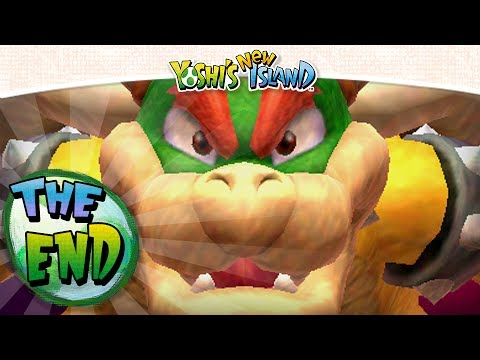 Yoshi's New Island - Let's Play - World 6 (2/2) - FINALE