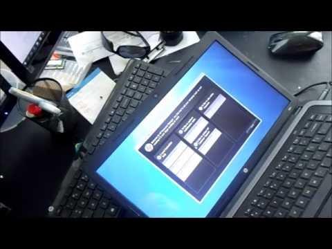 HP Pavilion Factory Restore reinstall Windows reset (15 dv4 dv6 dv7 17t Touchsmart sleekbook Spectre